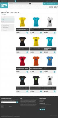 Madman Madclothing E-Shop - Výpis produktů